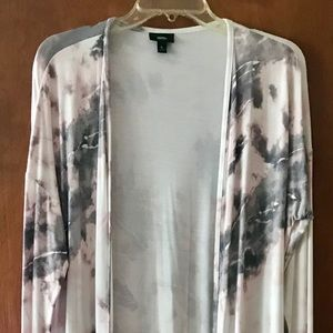 Mossimo Tie Dye Duster - Large